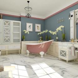 Ванная комната в классическом стиле 3