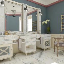 Ванная комната в классическом стиле 4