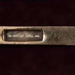 Ручка для окон патио - бронза, ручная работа лодочка