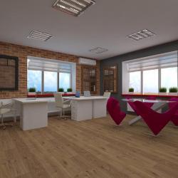 Офис компании ВитХаус 3d модель 2