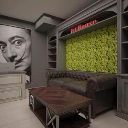 Офис компании ВитХаус 3d модель