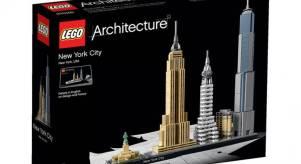 Lego Skyline строительные наборы для воссоздания городских пейзажей