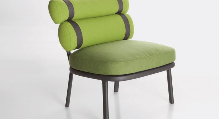 Kettal - мебель от испанского дизайнера Патриции Урквиолы