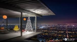 Фотосессия Christmas Tree в Stahl House