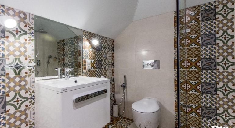 Дизайн интерьера ванной комнаты от Dia