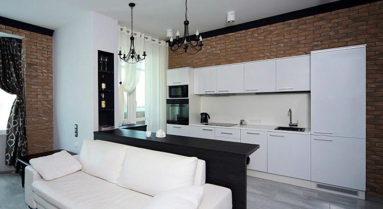 Дизайн интерьера квартиры от anydesign