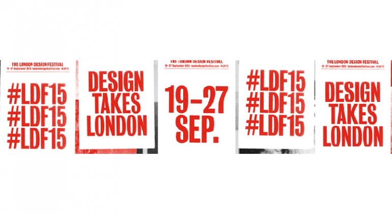 Лондонский фестиваль дизайна 2015