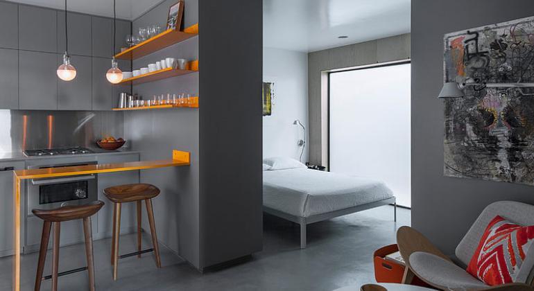 Дизайн малогабаритной квартиры 30 м2