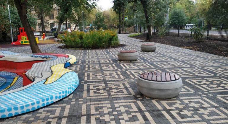 Народный парк Новоподмосковный